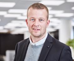 Magnus Eriksson - Västerås Convention Bureau. Fotograf: Pia Nordlander