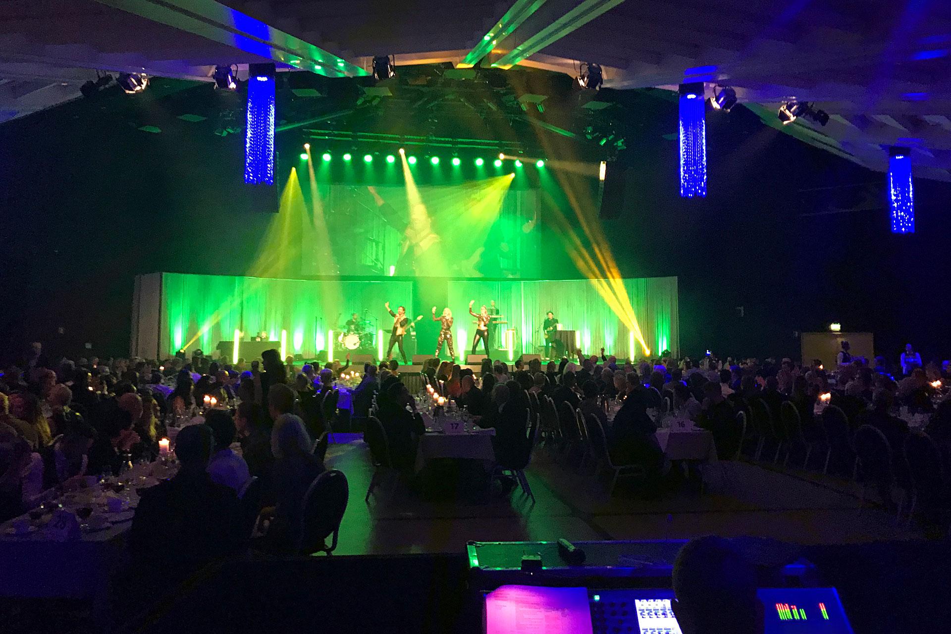 Event Group i Västerås. Foto: Pressbild