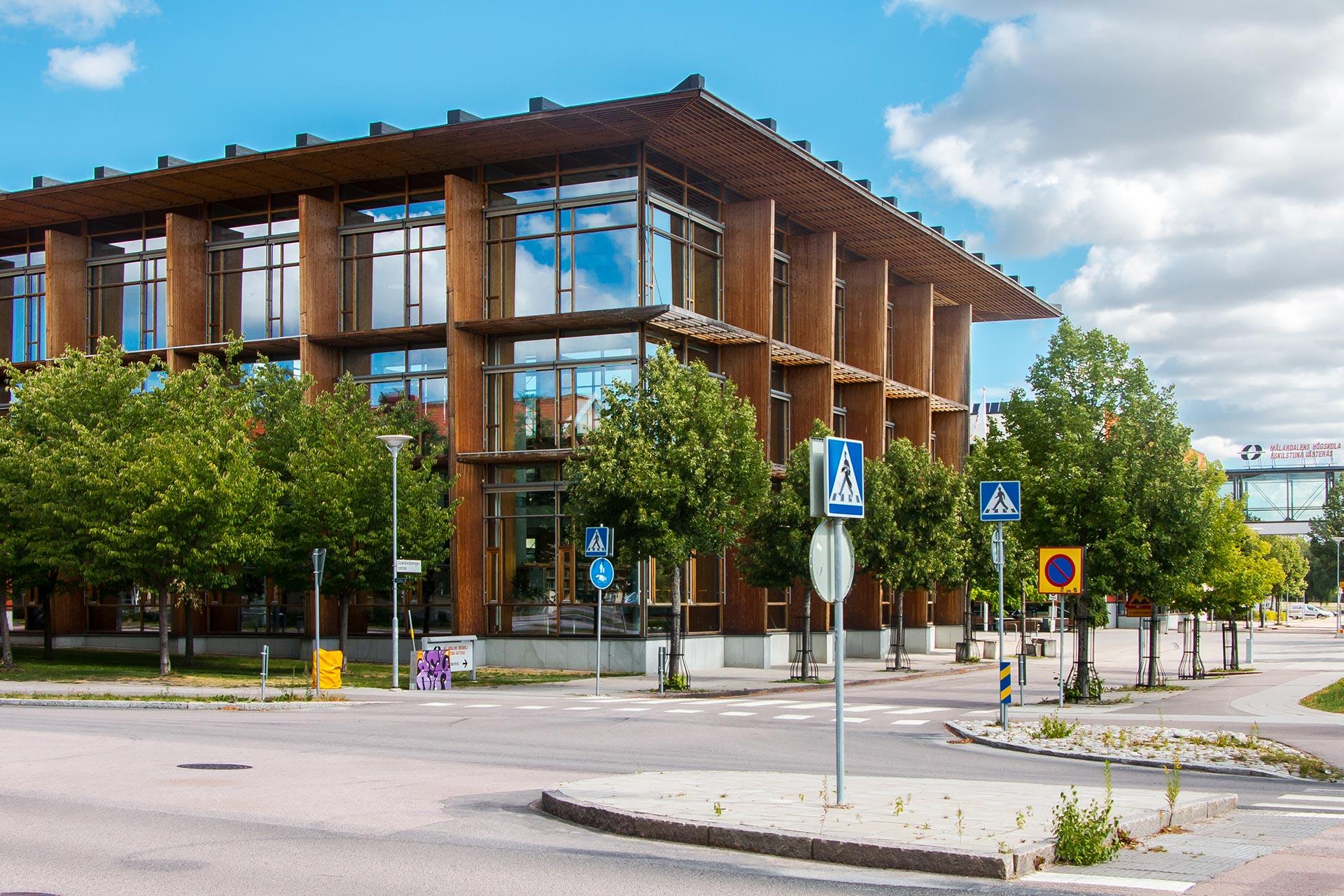 Mälardalens Högskola i Västerås. Foto: Pressbild