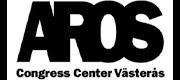 Logotyp Aros Congress Center Västerås