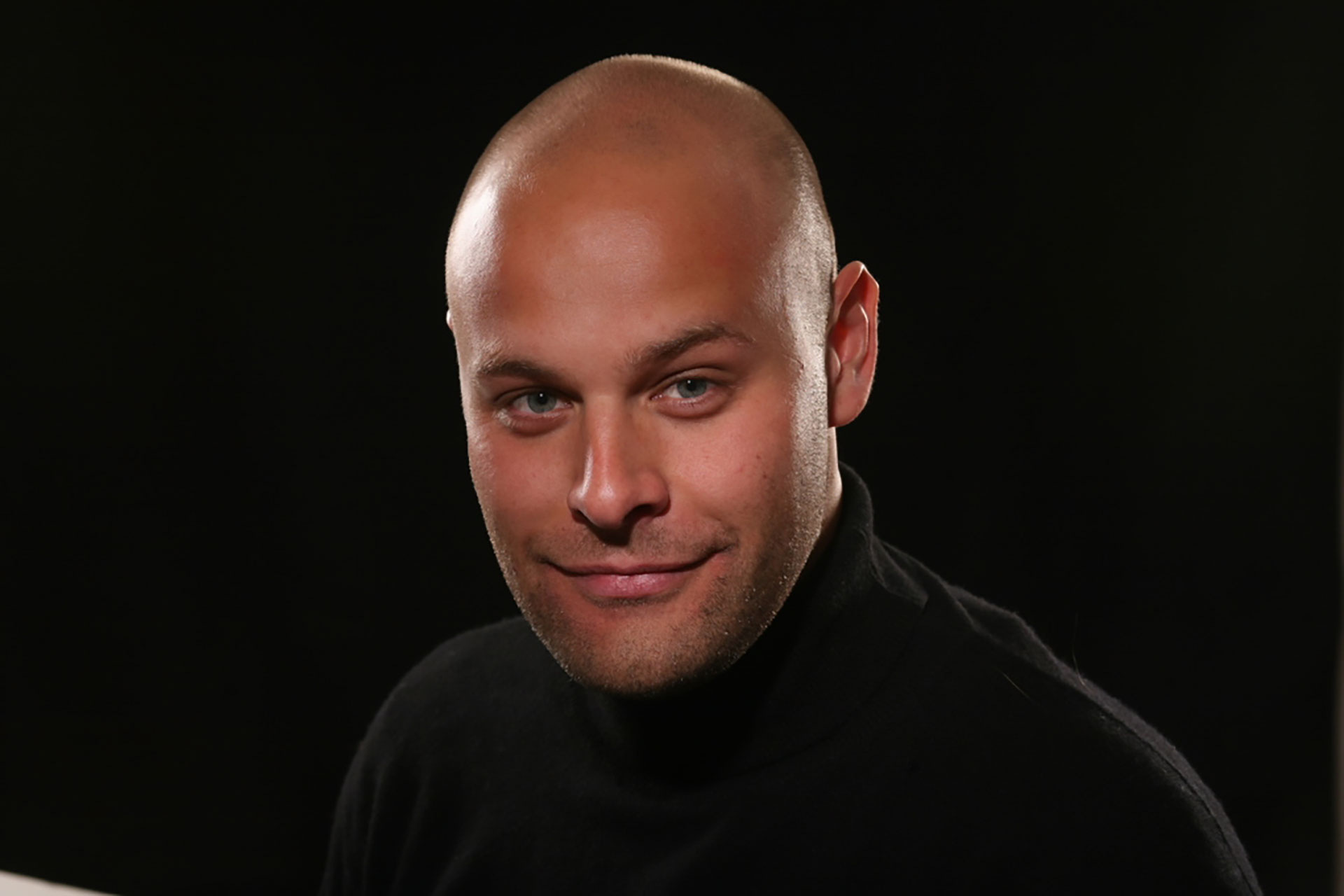Porträttbild på Dan Epel. Foto: Pressbild