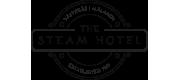 Logotyp The Steam Hotel Västerås