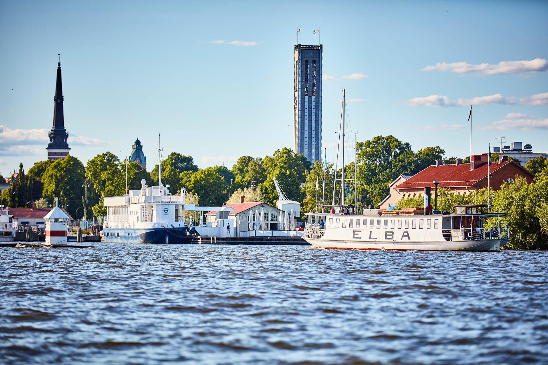 Mälarliv i Västerås. Foto: BildN